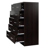 Tallboy 6 Drawers Storage Cabinet