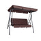 Gardeon Outdoor Swing Chair Hammock 3 Seater Garden Canopy Bench Seat