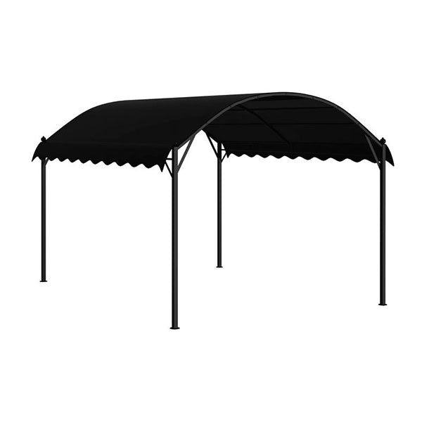 Gazebo Fabric Anthracite And Black