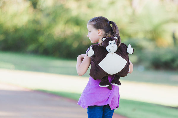 Bambury Kids Pillow Back Pack