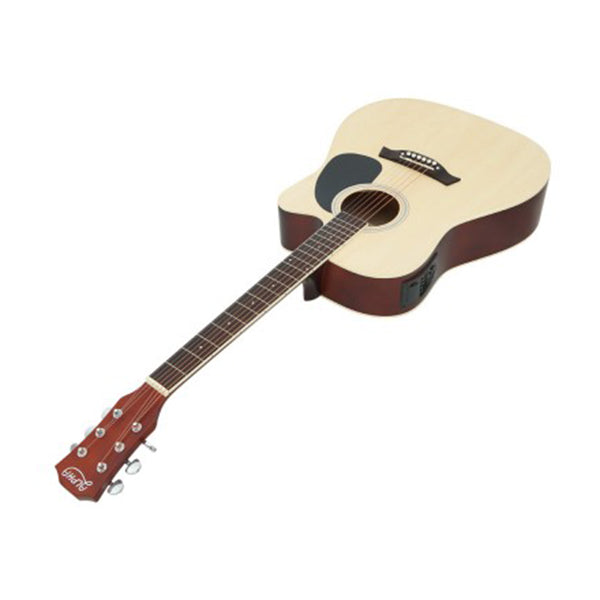 "41"" Wooden Acoustic Guitar with Equalizer"