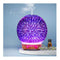 Essential Oil Aroma Diffuser Mirror Ball 3D Colour Fireworks Air Mist