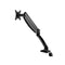 Fully Adjustable Single Monitor Arm Stand - Black