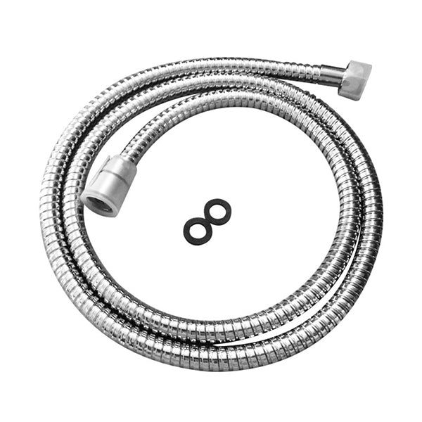 1500 Mm Chrome Flexible Shower Hose Stainless Steel