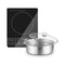 Soga Electric Induction Cooktop And 28Cm Stainless Induction Cookware