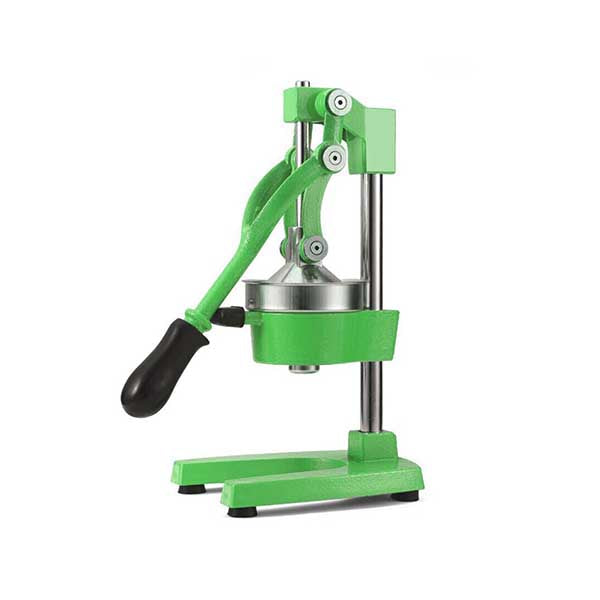 Soga Commercial Manual Hand Press Juice Extractor Squeezer Green