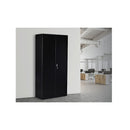 Two-Door Storage Locker Cabinet Safe