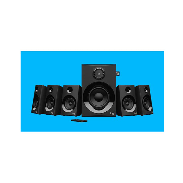 Logitech Z607 5 Surround Sound With Bluetooth