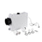 400W Macerator Sewerage Pump Waste Toilet Water Disposal Basement