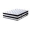 35 Cm Thickness Euro Top Egg Crate Foam Mattress In Queen Size