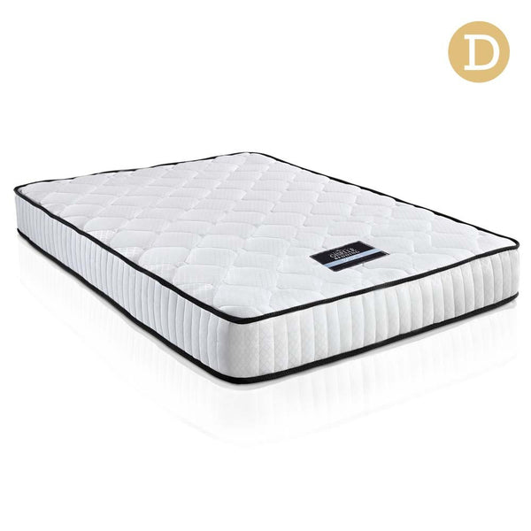Foam Pocket Spring Mattress High Density 21cm Double