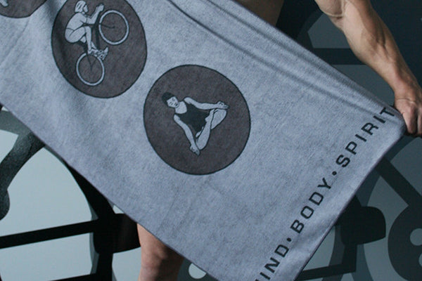 Bambury Microfibre Sports Towels