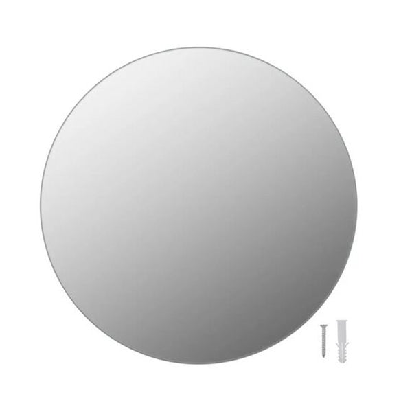 Wall Mirror Round Glass