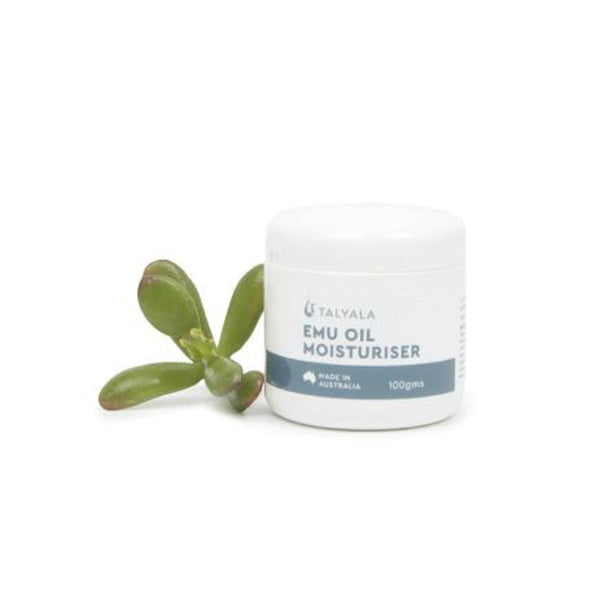 100G Moisturiser Emu Oil Products Skin