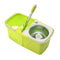 Spin Mop Bucket Set Spinning Stainless Rotating Wet Dry Microfiber