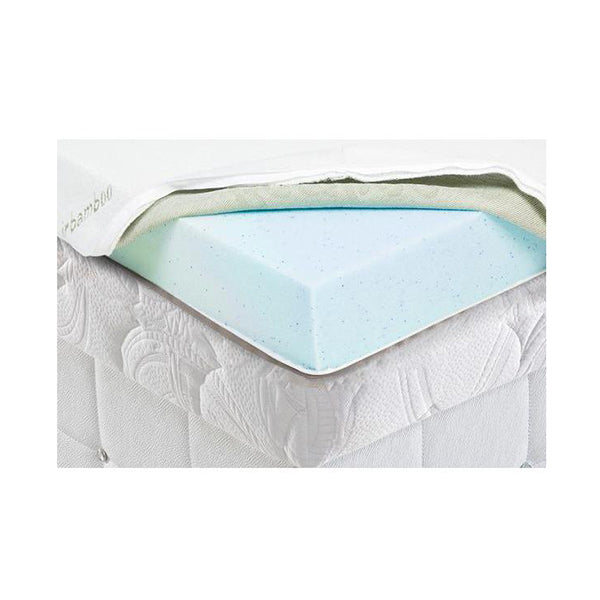 Cool Gel Memory Foam Mattress Topper Simply Wholesale