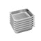 Soga 6X Gastronorm Full Size Gn Pan Deep Stainless Steel Tray