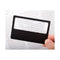 3 Pocket Wallet Magnifying Glass