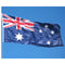 6m Flag Pole Set w/ Australian Flag