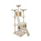 Pawz Cat Scratching Post Tree House Condo Furniture Scratcher Tower