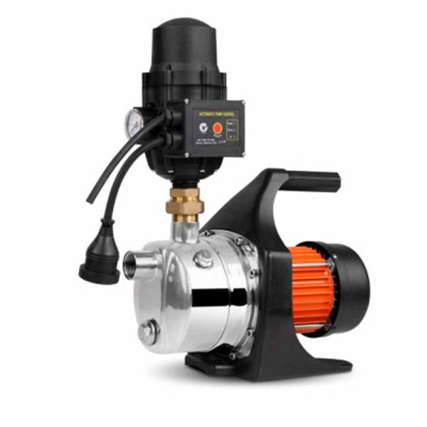 800W High Pressure Garden Water Pump With Auto Controller