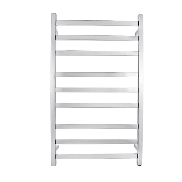 1000 X 600 X 120 Mm Square Electric Heated Towel Rack 9 Bars