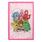 Little Circus Yo Gabba Nylon Power Loomed Kids Rug 150X100 Cm