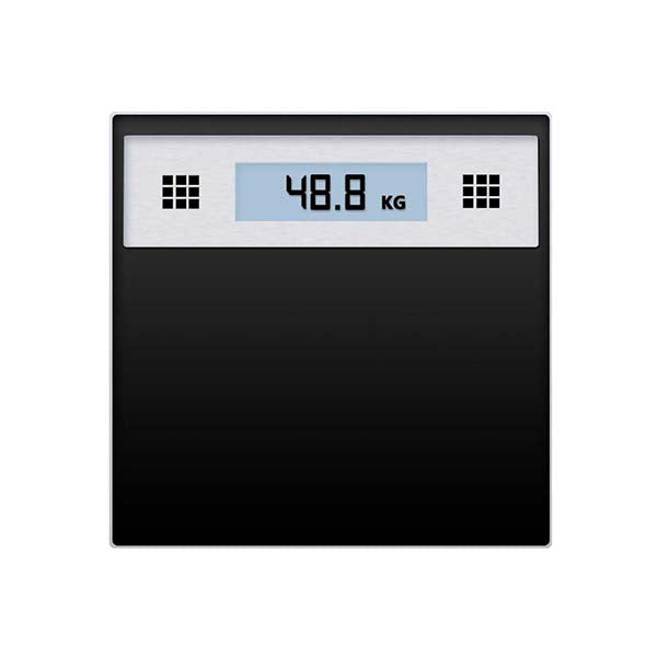 Soga 180Kg Electronic Talking Weight Scale Glass Bathroom Lcd Display