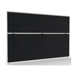 3 Fold Chrome Folding Bath Shower Screen Door Panel