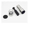 1 Pc Electric Salt Pepper Grinder Set Ceramic Stainless Steel Shakers