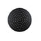 12 Inch Round Black Rainfall Shower Head 300Mm Wall Mounted Shower Arm