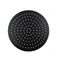 12 Inch Round Black Rainfall Shower Head 200 Mm Ceiling Shower Arm Set