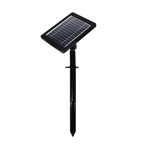 Solar Powered Water Fountain Pump Pond Pool Garden Floating Outdoor