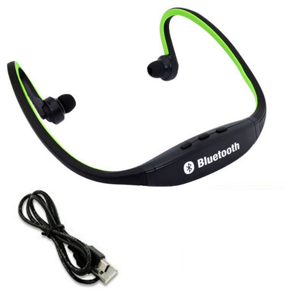 Bluetooth Wireless Headset Earphones For Iphone 5S Ipad