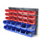30 Bins Garage Workshop Wall Mounted Tool Box Storage Organiser Rack