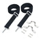 Bimini Top Straps 2 Pcs Fabric And Stainless Steel