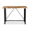 Bar Table Solid Reclaimed Wood