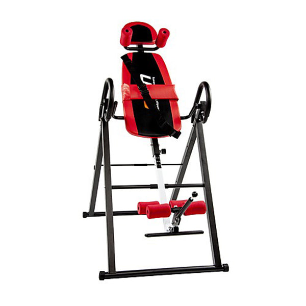 Inversion Table Gravity Stretcher Inverter Foldable Home Gym Fitness