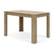 Artiss Dining Table 4 Seater Wooden Kitchen Oak 120Cm Cafe Restaurant