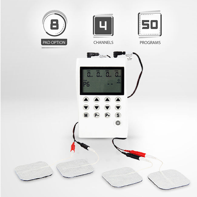 Sports Muscle Stimulation and Pain Relief Monitor