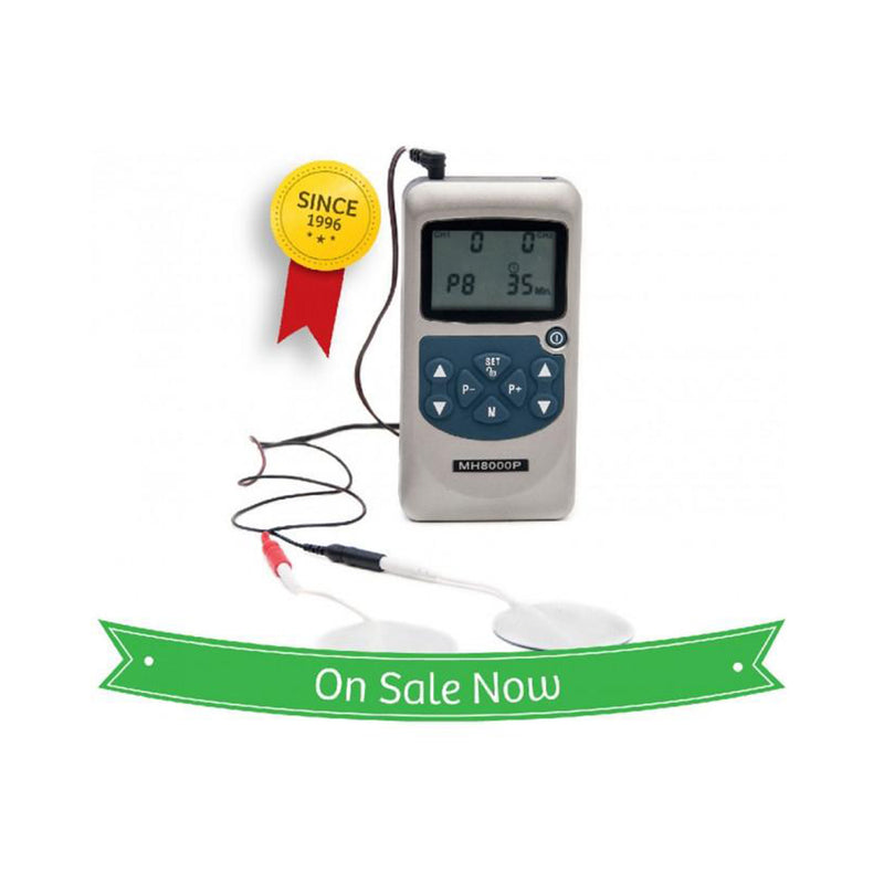 Deluxe Muscle Stimulation and Pain Relief Monitor