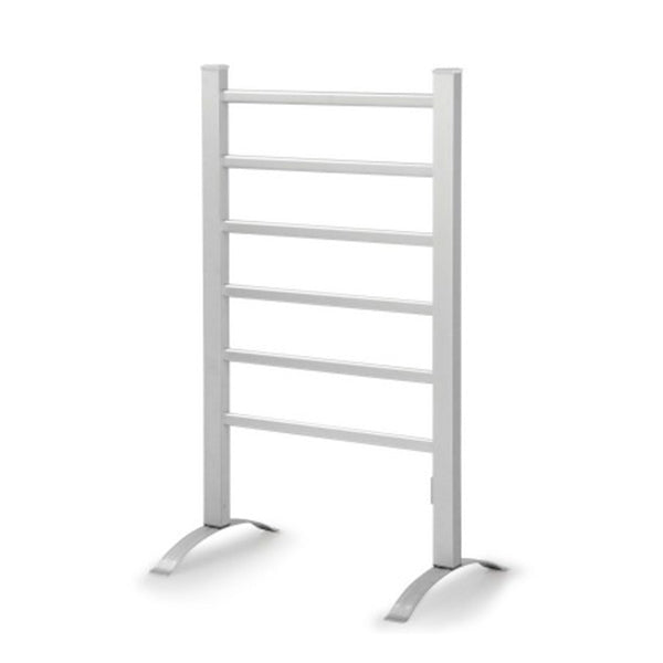 Electric Heated Towel Rail Rails Warmer Rack Aluminium Bar Bathroom