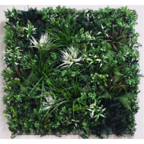 UV Stabilized Tropical Fern Select Range Vertical Garden 100cmX100cm