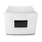 8L White Electric Towel Warmer Uv Steriliser Cabinet Sanitiser