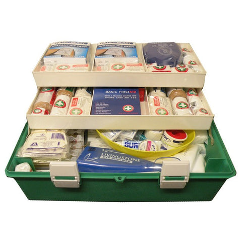 Moderate Risk Workplace Large Size First Aid Kit
