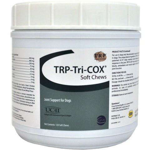 TRP Tri Cox Soft Chews (120 count)