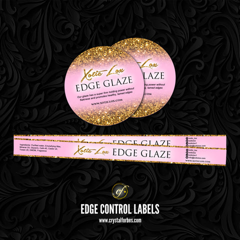 Edge Control Labels