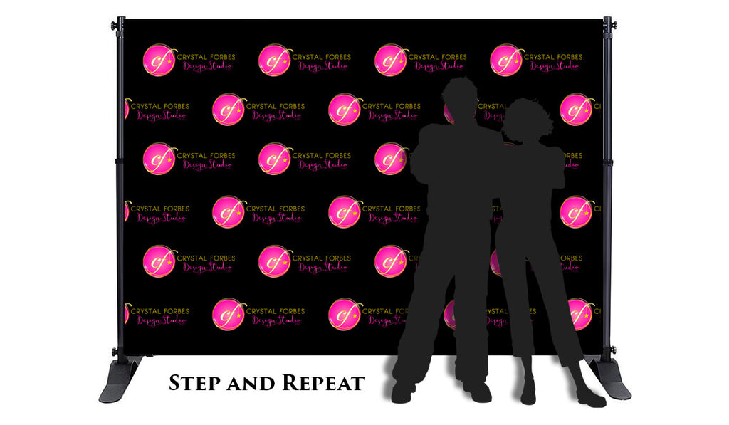 Backdrop/Step and Repeat