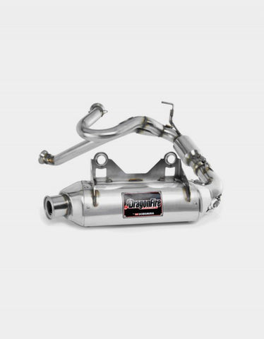 Optima/Battery Super Motor Akrapovic Maokai