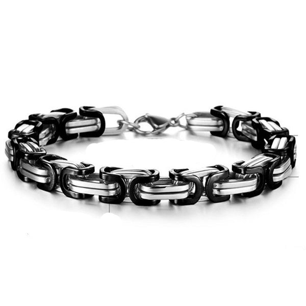 Stainless Steel Bracelet Various Finishes Available - Blackwater River Emporium - 4